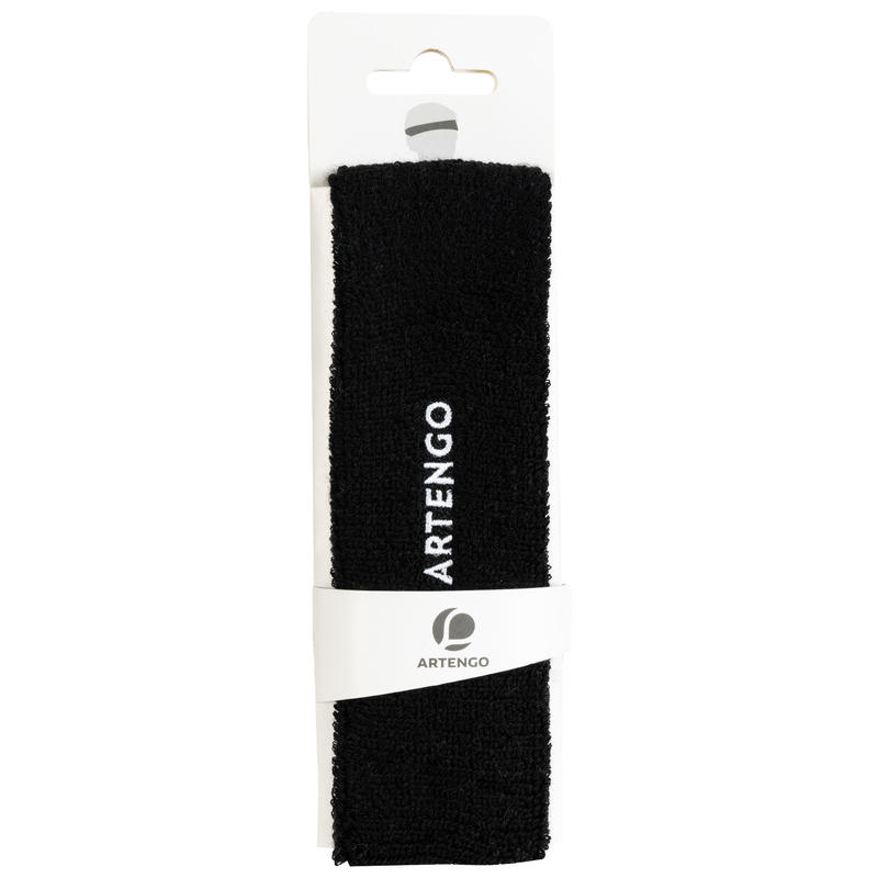 TB 100 Tennis Headband - Black