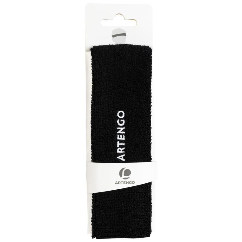 TB 100 Tennis Headband - Black