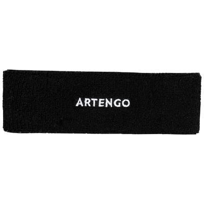 رباط رأس رياضي (بندانا) ARTENGO – لون أسود