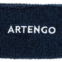 Stirnband Tennis TB100 marineblau