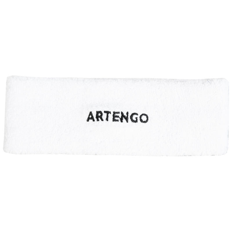 TB 100 Tennis Headband - White
