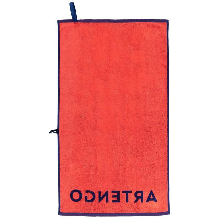 Tennis Towel TS 100 - Indigo/Pink