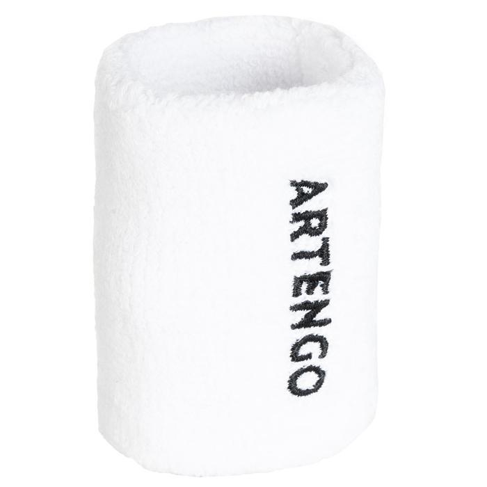 網球護腕TP 100-白色
