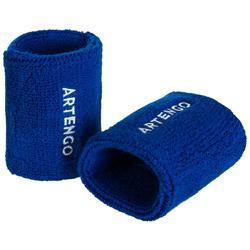 網球護腕TP 100-薰衣草藍