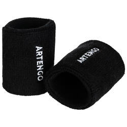 TP 100 Tennis Wristband - Black