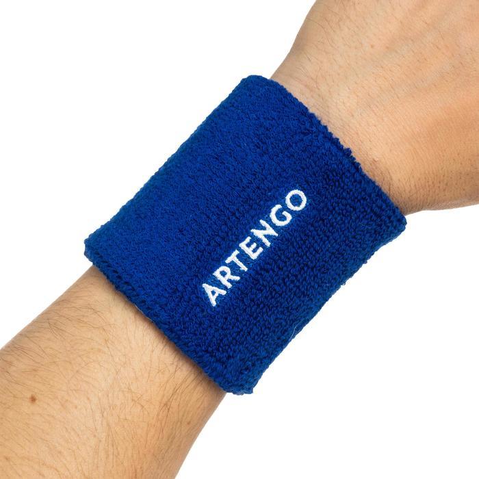 TP 100 Tennis Wristband - Indigo