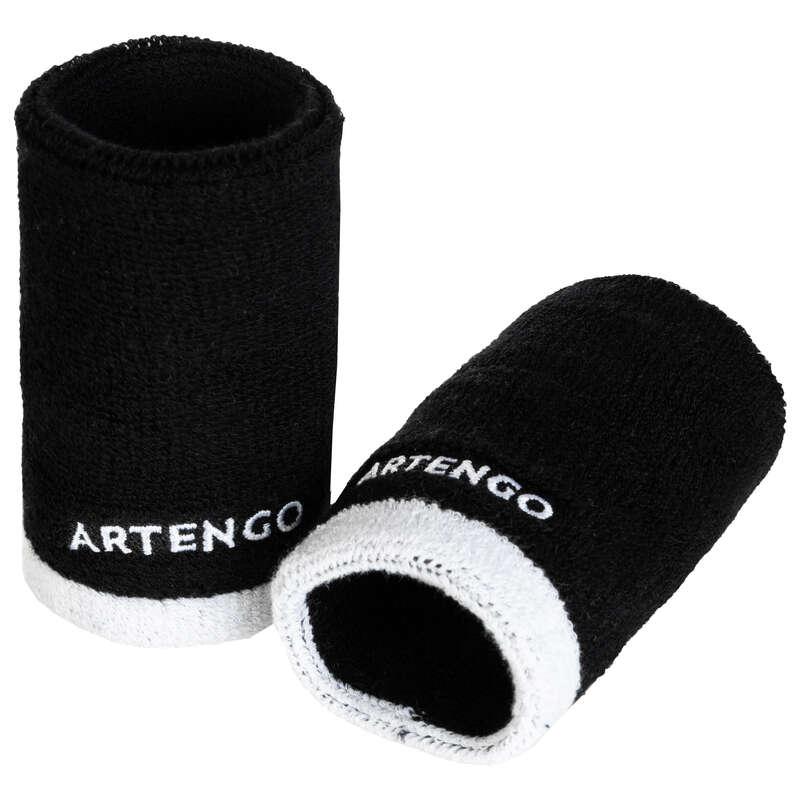 APPAREL ACCESSORIES Squash - Tennis Wristband TP 100 XL ARTENGO - Squash Clothing