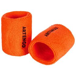 TP 100 Tennis Wristband - Orange