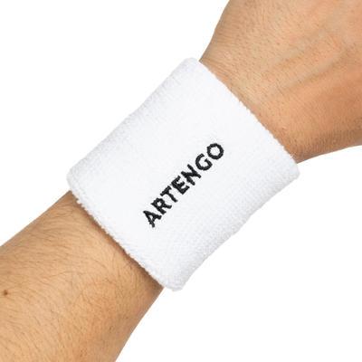 TP 100 Tennis Wristband - White