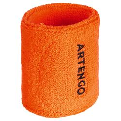 POIGNET TENNIS ARTENGO TP 100 ORANGE