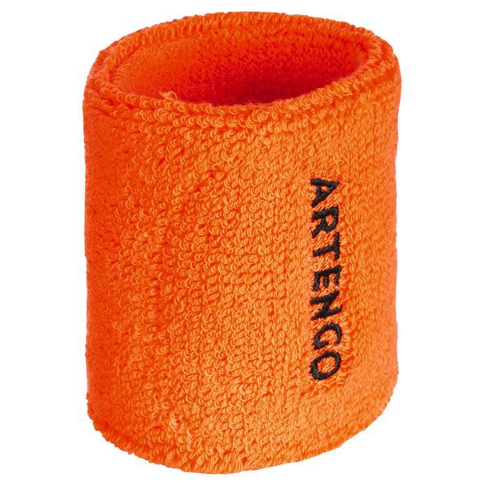 網球護腕TP 100-橘色