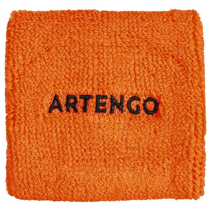 Tennispolsband Artengo TP 100 oranje