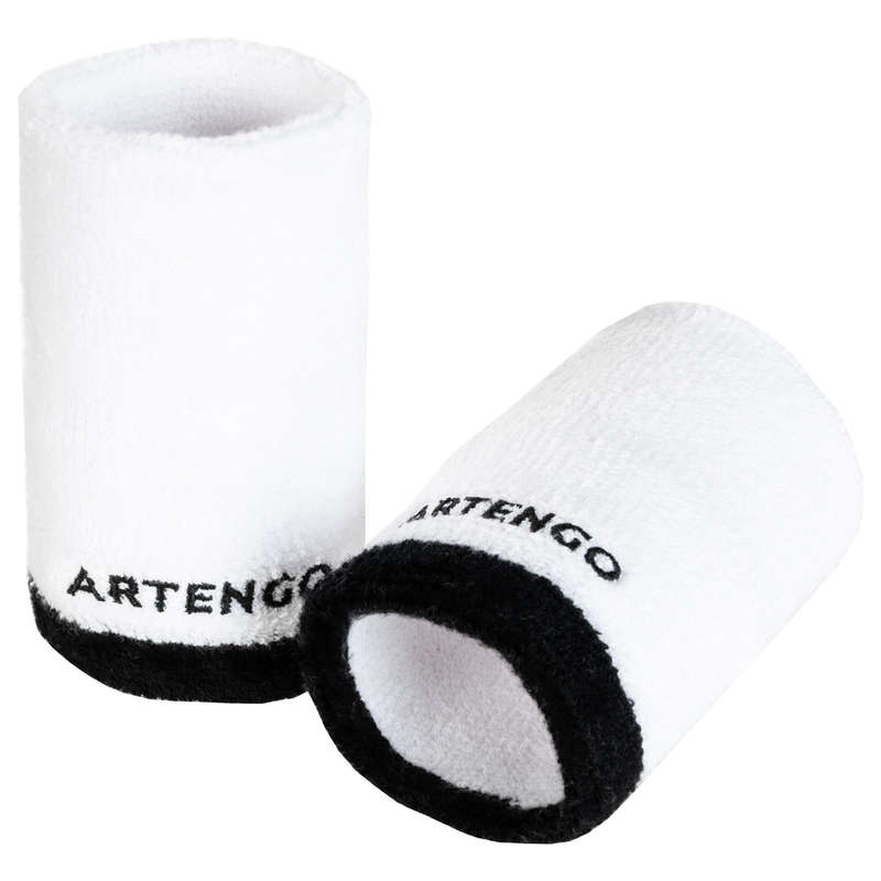 APPAREL ACCESSORIES Tennis - Tennis Wristband TP 100 XL ARTENGO - Tennis Clothes