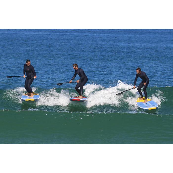 TABLA DE STAND UP PADDLE HINCHABLE SURF 500 / 9' AMARILLO 175 L
