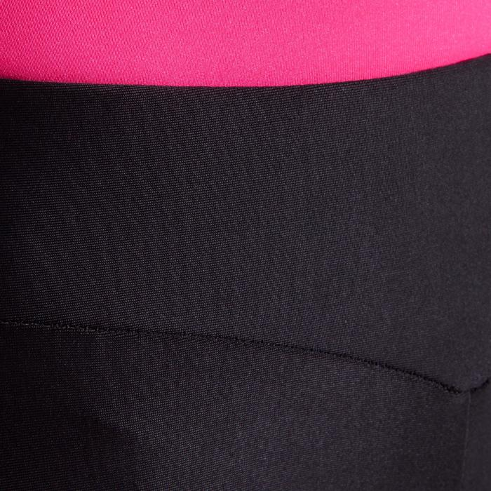 Short voor damesturnen zwart