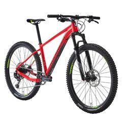 """VTT XC 500 27,5"""" 12s rouge"""