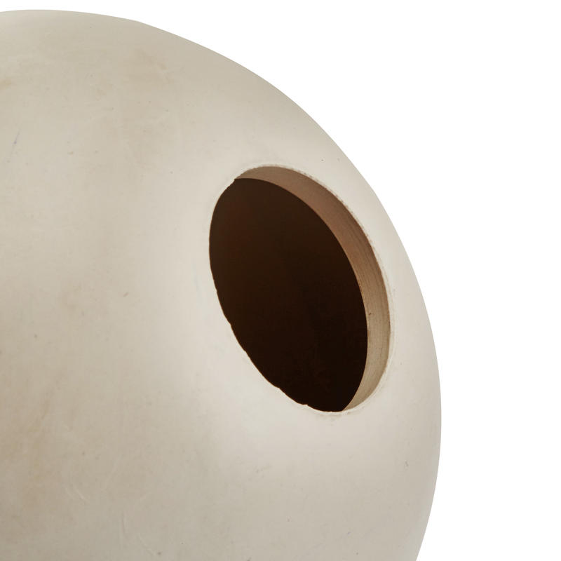 _QUOTE_TURNBALL PERF BALL_QUOTE_ Speedball Ball - White Rubber