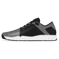 500 Cardio Training Fitness Shoes - Grey/Black