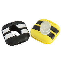 Tennis demper Custom Damp Aero zwart/geel