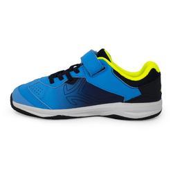 Padelschuhe PS 190 Sportschue Kinder blau