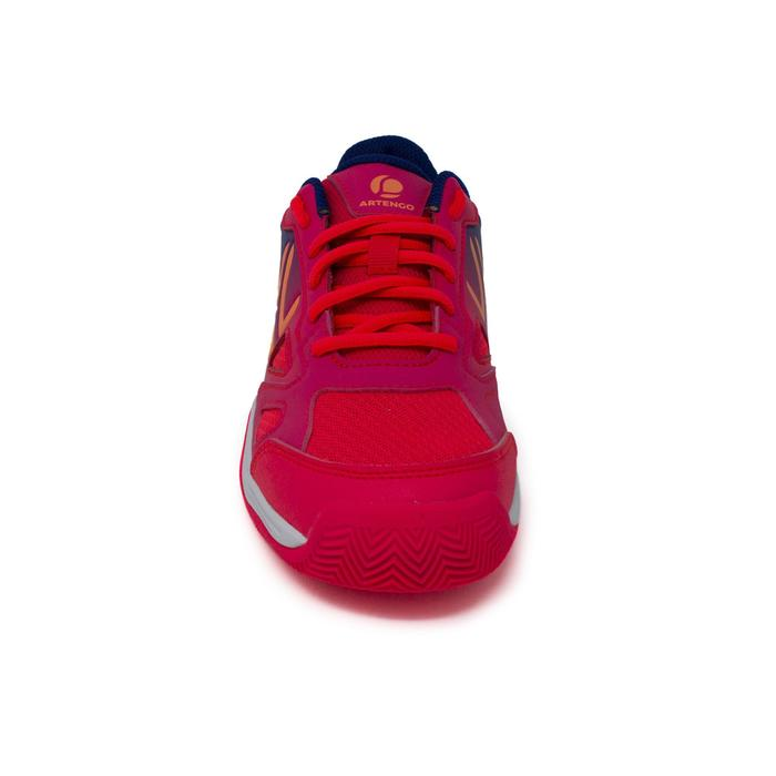 Padelschuhe PS 560 Sportschuhe Kinder rosa