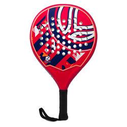 Padel racket PR190 kinderen roze