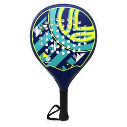 Padel racket PR190 kinderen blauw