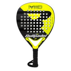 Pala Padel Bullpadel K2 Power Adulto Negro Amarillo