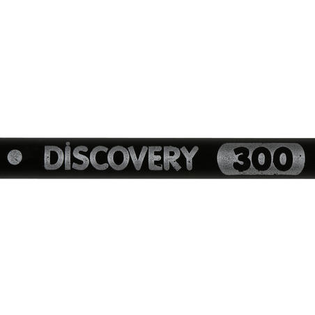 FLÈCHES DISCOVERY 300 X3 CARBONE