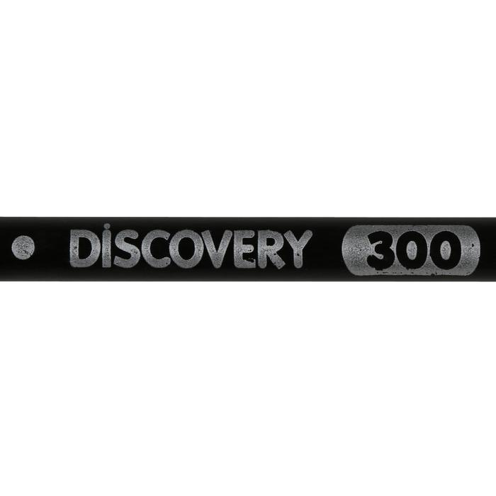 FLECHES DISCOVERY 300 X3 CARBONE