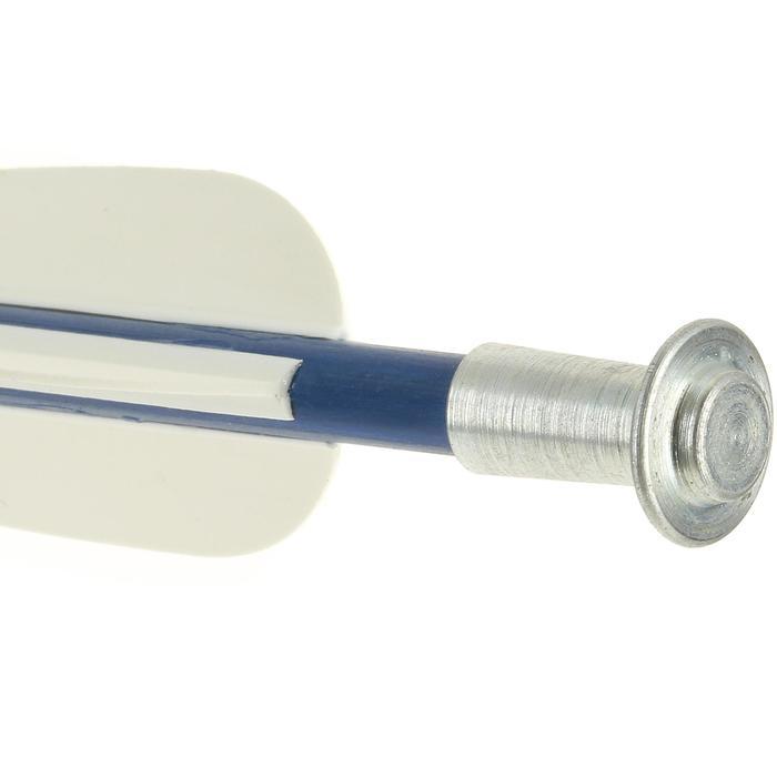 Pijlen voor boogschieten Easysoft blauw x2