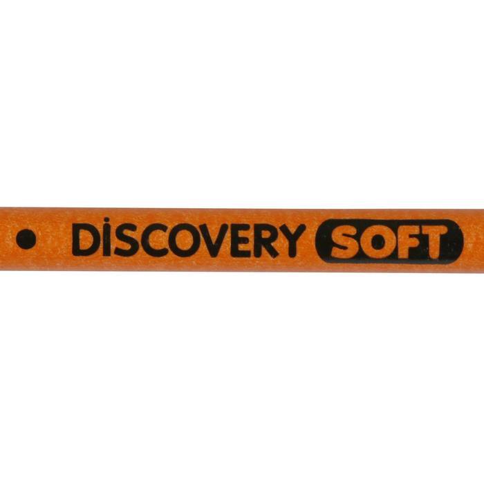 Pijlen boogschieten oranje Discosoft x2
