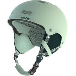 成人與青少年滑雪安全帽H-FS 300 - 淺藍色