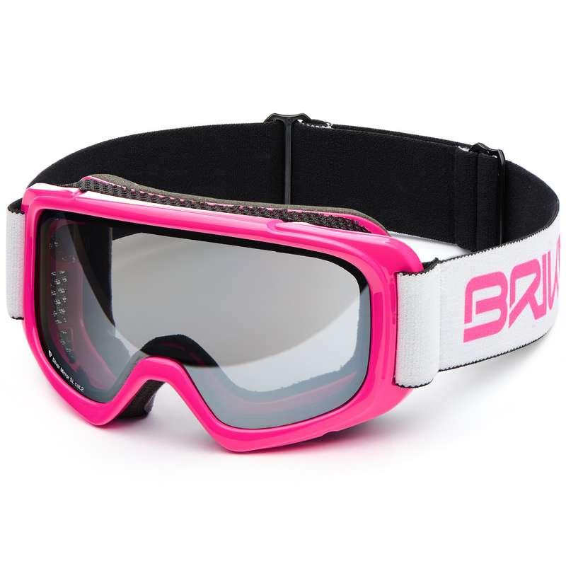 Maschere sci e snow Sci, Sport Invernali - maschera sci ikaro rosa BRIKO - Attrezzatura sci freeride