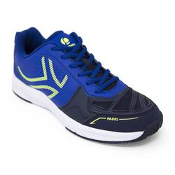 Padelschoenen Heren PS190 Navy