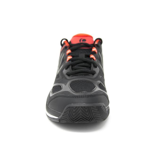 Padelschoenen PS560 Zwart Rood
