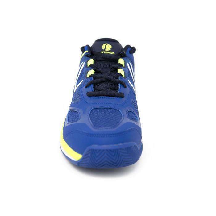 Padelschoenen PS560 Blauw Geel