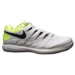Tennisschoenen heren Zoom Vapor 10 voor gravel grijs