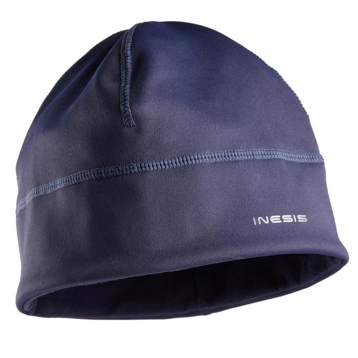 Golfmuts voor heren, koud weer, marineblauw