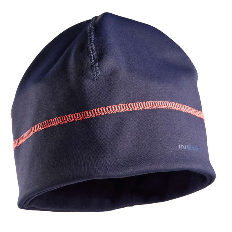 WOMENS COLD WEATHER GOLF CLOTHING - WOMEN'S NAVY CW GOLFING CAP INESIS