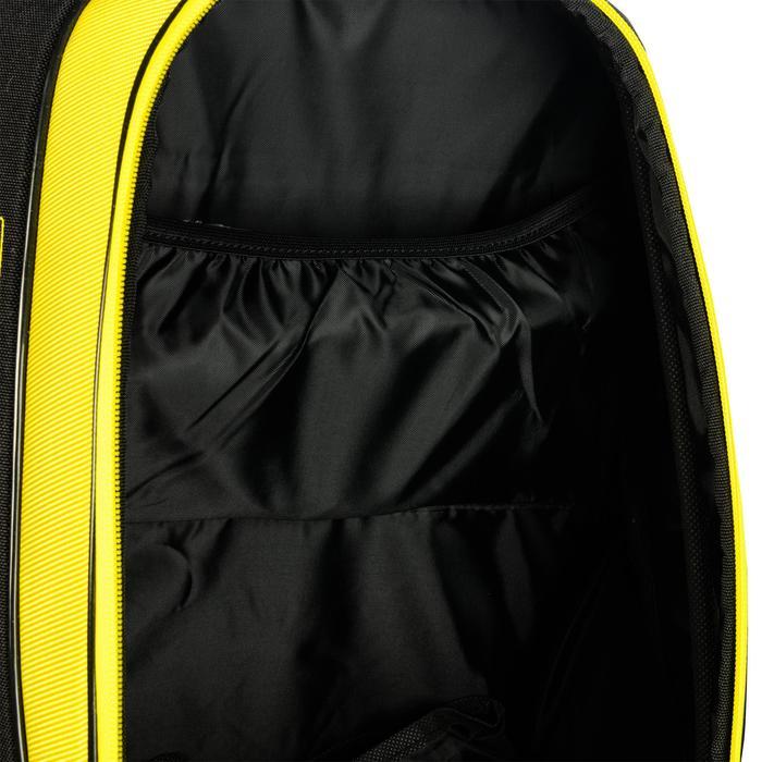 Rugzak voor racketsport Aero geel zwart