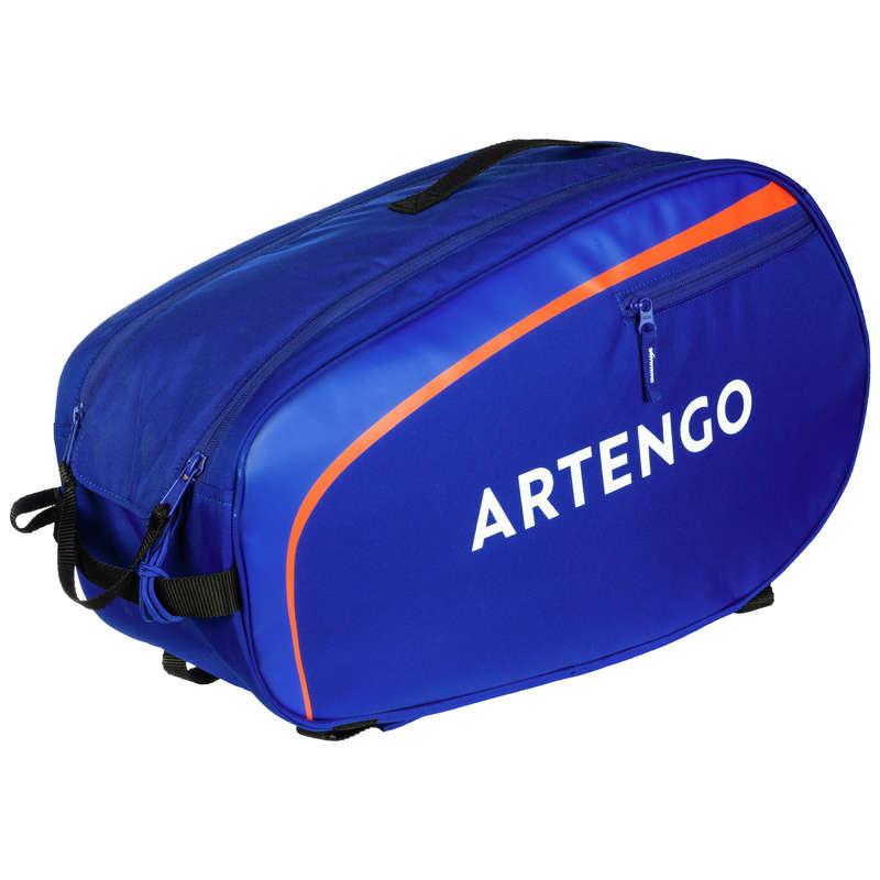 BORSE TENNIS Sport di racchetta - Borsa tennis 100 S blu ARTENGO - PADEL