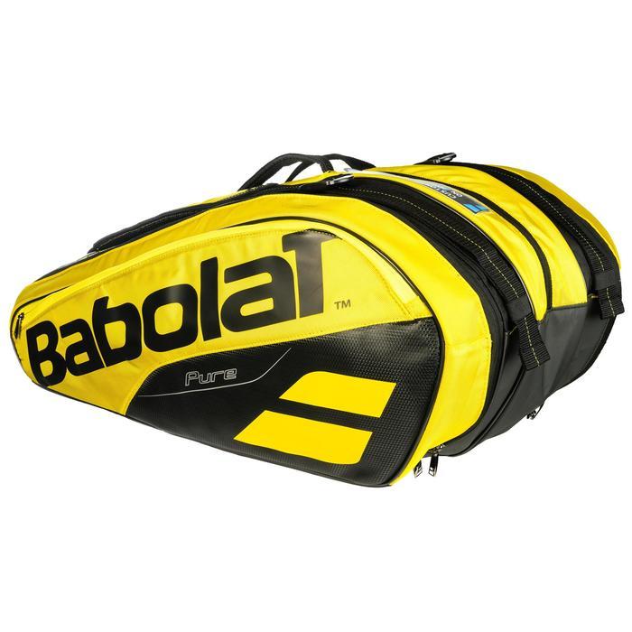 dceb6354d60 Babolat Tennistas Babolat RH Pure Aero 12 rackets geel zwart | Decathlon