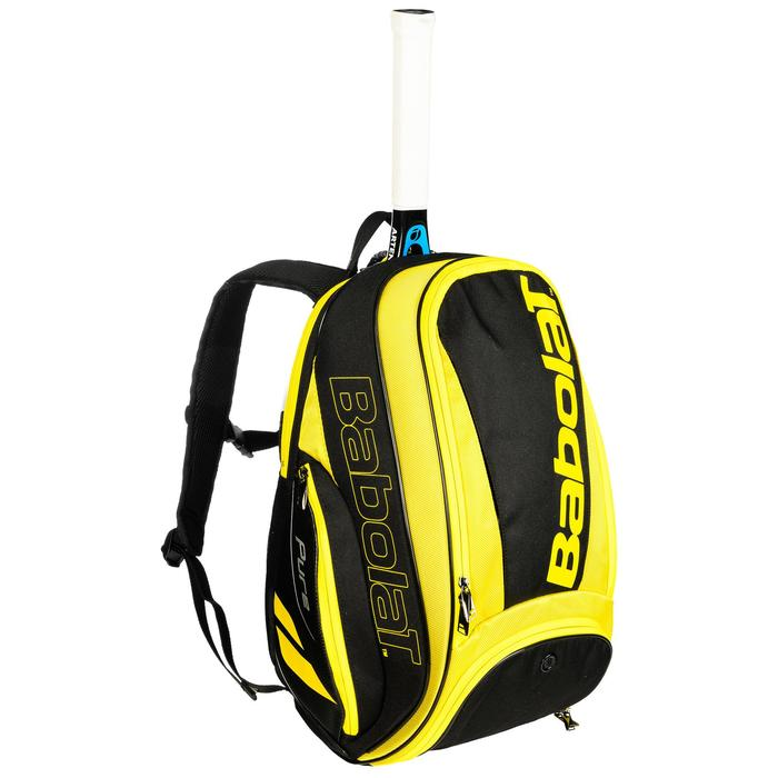 SAC A DOS SPORTS DE RAQUETTE BACKPACK AERO JAUNE NOIR
