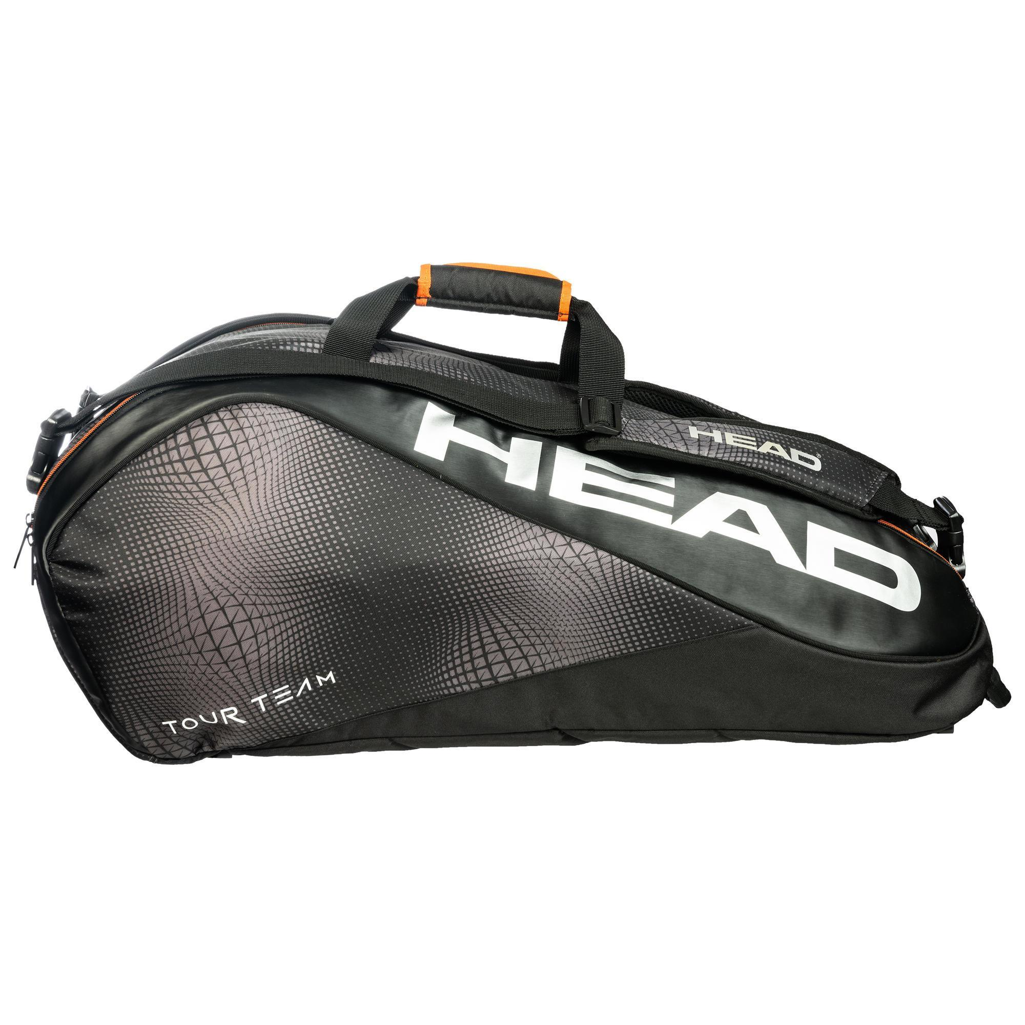Head Tas voor racketsport Head Tour Team Supercombi zwart kopen