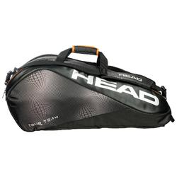 Tennistasche Tour Team Supercombi Schlägertasche 9er schwarz