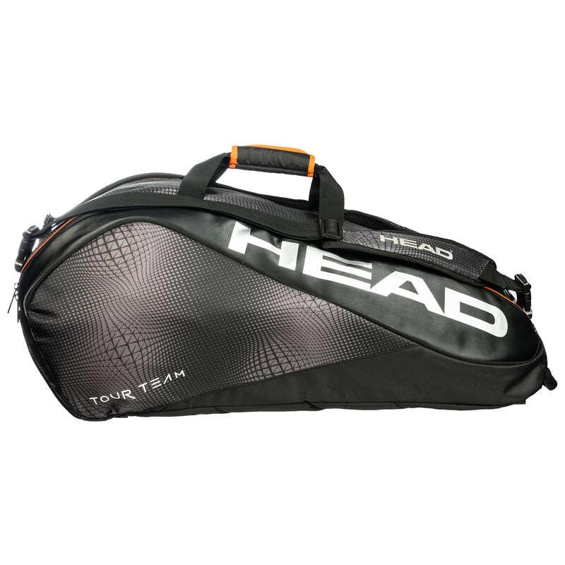 BORSE TENNIS Sport di racchetta - Borsa HEAD TOUR TEAM nera HEAD - PADEL