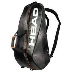 Tennistasche Head Tour Team Supercombi Schlägertasche schwarz