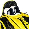 BORSE TENNIS Sport di racchetta - Zaino tennis AERO giallo-nero BABOLAT - PADEL