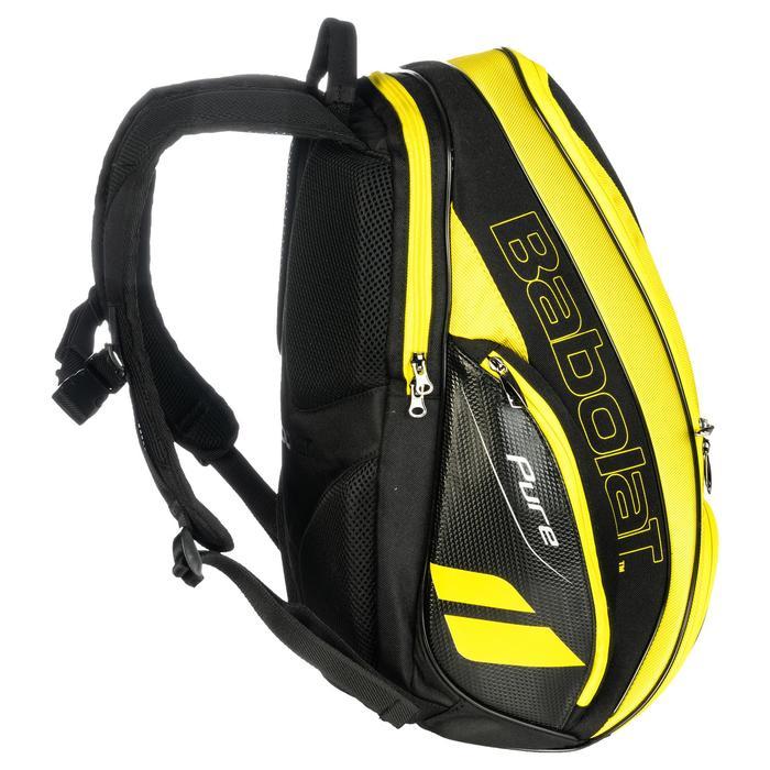 Tennis rugzak Babolat Aero geel zwart